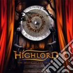 Highlord - The Death Of The Artists cd musicale di HIGHLORD