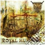 X cd musicale di Hunt Royal