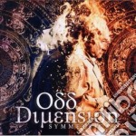 Odd Dimension - Symmetrical cd musicale di Dimension Odd