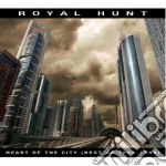 Heart of the city cd musicale di Hunt Royal