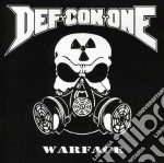 Def-con-one - Warface cd musicale di Def-con-one