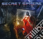 Secret Sphere - Portrait Of A Dying Heart cd musicale di Sphere Secret