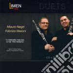 Il clarinetto nel jazz e nel '900 italia cd musicale di Meloni Negri mauro