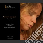 Haydn, liszt, rachmaninoff (cd+dvd) cd musicale di Tatiana Larionova