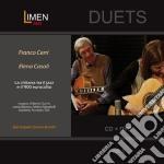 La chitarra tra il jazz e il '900 euroco cd musicale di Casoli Cerri franco