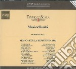 Musica per la resistenza 1995 cd musicale di Artisti Vari