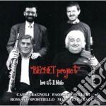 Becket Project - Live At Il Melo cd musicale di Bagnoli tomelleri sp
