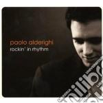 Paolo Alderighi - Rockin'in Rhythm cd musicale di Paolo Alderighi