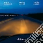 Castiglioni / Grossi / Zanchi - Distanze cd musicale di M.castiglioni/m.gros