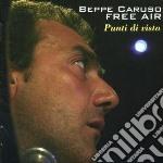 Beppe Caruso Free Air - Punti Di Vista cd musicale di CARUSO BEPPE FREE AI