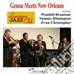 Genoa meets new orleans cd musicale di Louisiana jazz club