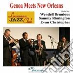 Louisiana Jazz Club - Genoa Meets New Orleans cd musicale di Louisiana jazz club