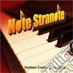 NOTE STRANOTE cd musicale di GUIDI STEFANO