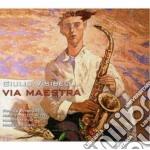 Giulio Visibelli - Via Maestra cd musicale di Giulio Visibelli
