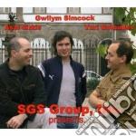 PRESENTS... cd musicale di Sirkis simcock golou