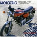 Mototrio - Sara & Barbara cd musicale di MOTOTRIO