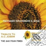 Sax Four Fires - Tribute To A.C. cd musicale di The sax four fires