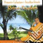 Domenico Lafasciano & Brazil Friend - Retrato Brasileiro cd musicale di Lafasciano Domenico