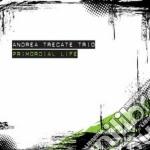 Andrea Trecate Trio - Primordial Life cd musicale di Andrea trecate trio