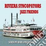 JAZZ FRIENDS                              cd musicale di RIVIERA SYNCOPATORS