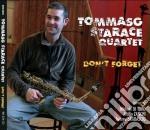 Tommaso Starace Quartet - Don't Forget cd musicale di Michele Di toro