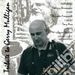 Paolo Favini Sax - Tribute Gerry Mulligan cd musicale di Paolo favini sax
