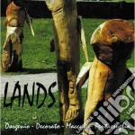 Lands cd musicale di Dargenio/decorato/ma