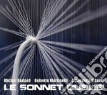 Godard / Martinelli / D'auria - Le Sonnet Ouble' cd musicale di M.godard/r.martinell