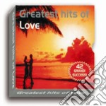 Greatest Hits Of Love (3 Cd) cd musicale