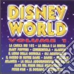 Disney World #01 cd musicale di ARTISTI VARI