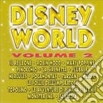Disney World #02 cd musicale
