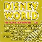 Disney World #02 cd musicale