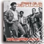 Cantos De La Revolucion #01 cd musicale