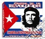 Cantos De La Revolucion (2 Cd) cd musicale