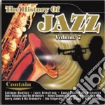 History of jazz vol 7 cd musicale di Artisti Vari
