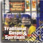 Traditional gospel & spirituals cd musicale di Artisti Vari