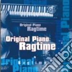 Original piano ragtime cd musicale di Artisti Vari