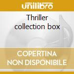 Thriller collection box cd musicale