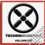 Techno Magnitude #01 cd musicale