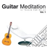 Guitar Meditation #01 cd musicale