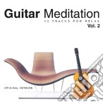 Guitar Meditation #02 cd musicale