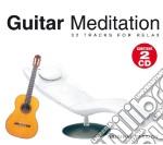 Guitar meditation cd musicale di Artisti Vari