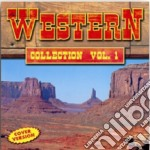 Western Collection #01 cd musicale