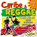 Caribe & Reggae #01 cd musicale