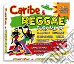 Caribe & Reggae (2 Cd) cd musicale
