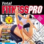 Total fitnesspro vol.1 cd musicale di Artisti Vari