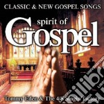 Spirit Of Gospel #01 cd musicale di Artisti Vari