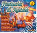 Fantasia di natale vol.1+vol.2-cofanetto cd musicale di Artisti Vari