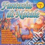Fantasia Di Natale #01 cd musicale
