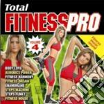 Total Fitnesspro #04 cd musicale di Artisti Vari